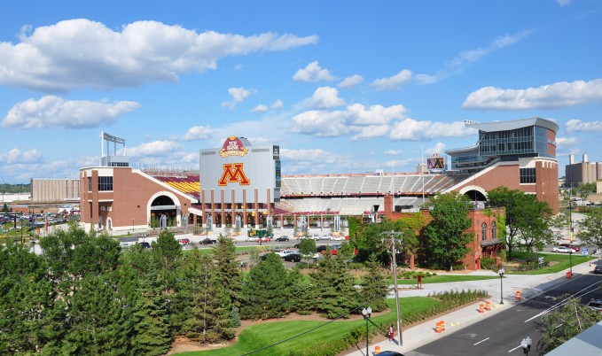 TCF Gophers Stadium