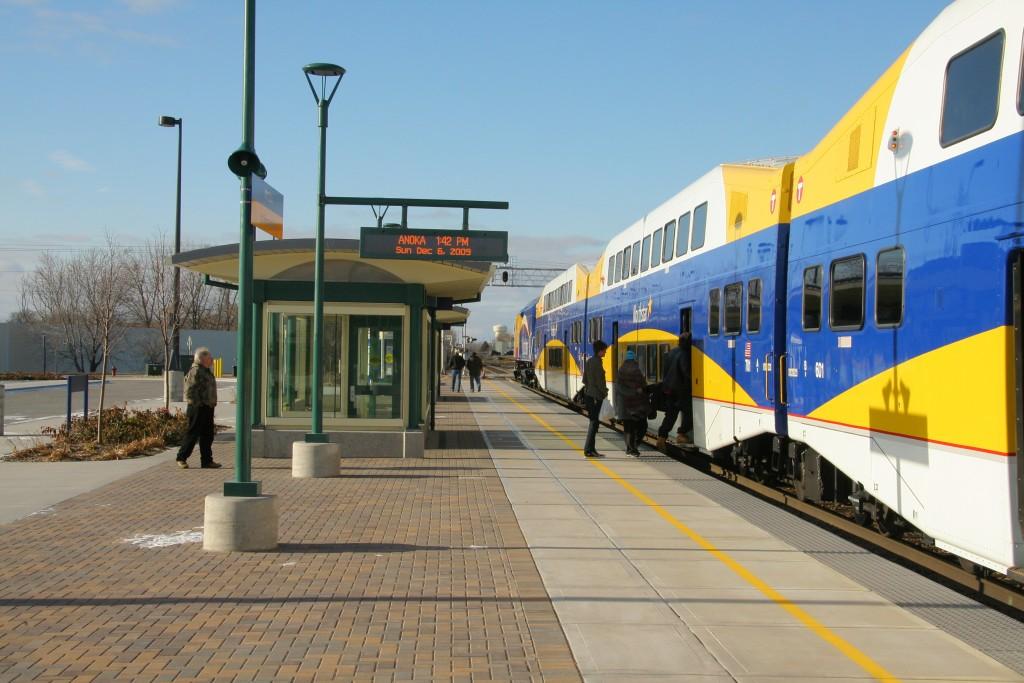 Northstar_Commuter_Anoka_station