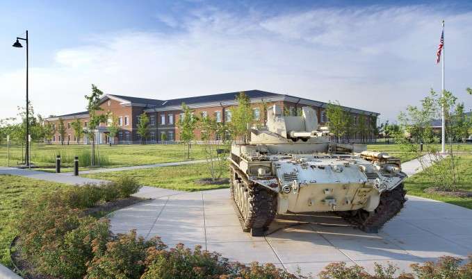 Fort Benjamin Harrison Armed Forces Reserve Center
