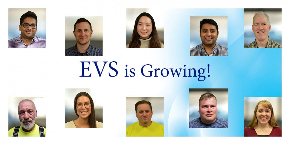 EVS is Growing!